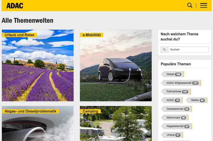 Adac Community User Boom Durch Neue Themenwelten Marketing Borse
