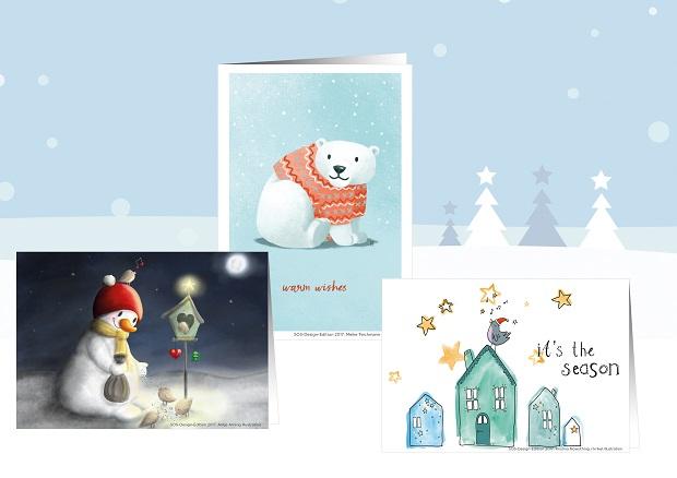 Weihnachtsgrüße Versenden Beispiele.5 Tipps Für Weihnachtskarten Im Geschäftsumfeld Marketing Börse