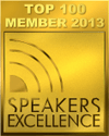 Top 100 Speakers Excellence 2013