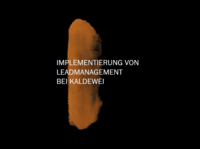 Implementierung von B2B-Leadmanagement