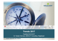 Trends 2017 in Data-Driven Marketing & Marketing Automation