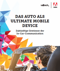 """Das Auto als Ultimate Mobile Device"""