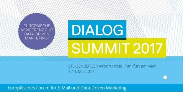 3. DialogSummit am 3./4. Mai in Frankfurt