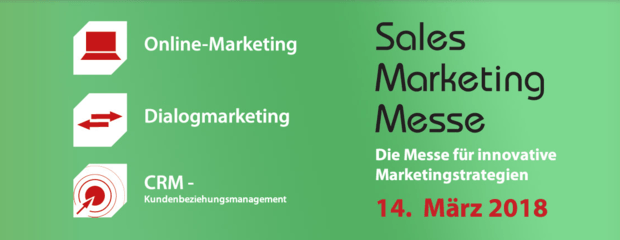 Sales Marketing Messe 2018