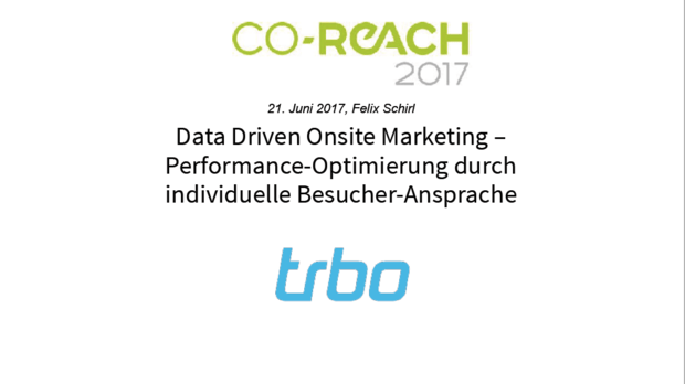 Data-Driven-Onsite-Marketing