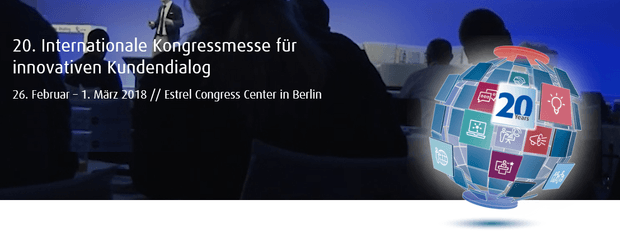 CCW CallCenterWorld 2018 - Kongress & Messe