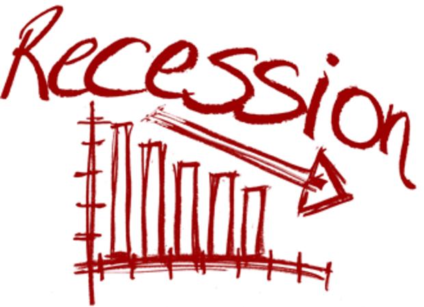 Bildergebnis für Rezession
