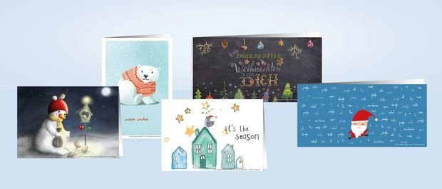 Cewe Weihnachtskarten.5 Tipps Auf Die Sie Beim Weihnachtskarten Design Achten