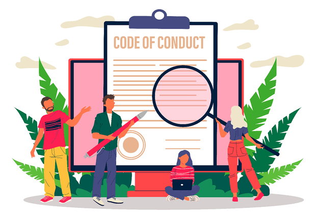 Code Of Conduct Snyderslance Inc - Code Of Conduct Png - Free Transparent  PNG Clipart Images Download